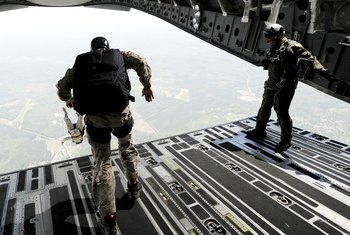 What Is the Equivalent to the Navy SEALs in Other Military Branches?