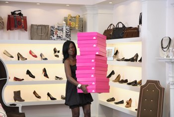 Women's shoes is a lucrative shoe store business to start.