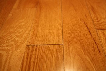 Wood flooring adds a warm and inviting atmosphere in a home.