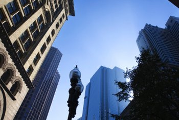 Tall buildings can interfere with signal strength and cause dropped calls.