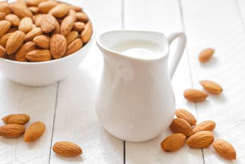 How Healthy Is Almond Milk?