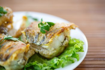 The Nutrition in Grilled Walleye