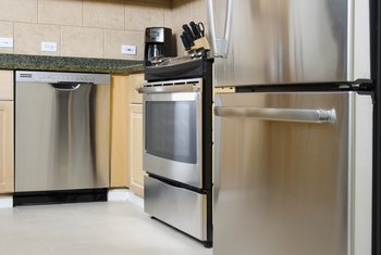 How to Fix a Dent in Stainless Steel Appliances