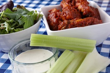 Does Putting Ranch on Celery Negate the Health Benefits?