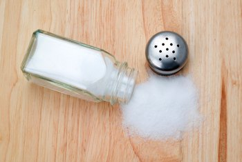 The FDA Recommended Sodium Intake