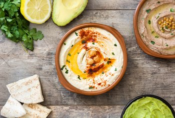 Does Hummus Contain Potassium?