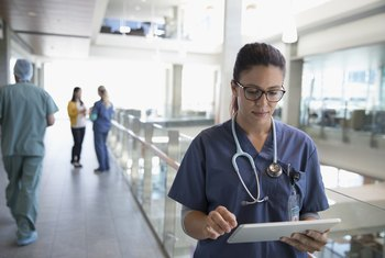 What Does a PRN Job Position Mean in a Hospital Setting?