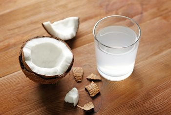 Electrolyte Minerals in Coconut Water