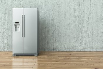 Dimensions of a Standard Size Refrigerator