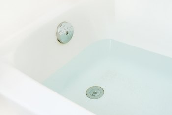 How to Change a Bathtub Drain