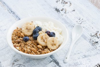 What Is a Healthy Breakfast Using Cottage Cheese?