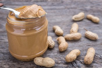 High-Fiber Foods: Peanut Butter