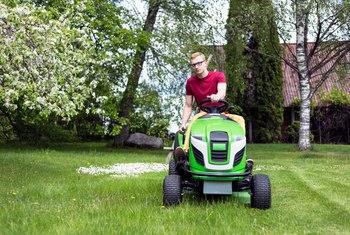 Why Does the Battery Keep Dying on My Riding Mower?
