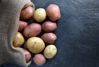 How to Plant Winter Potatoes in a 5-Gallon Bucket