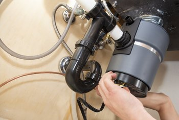 How to Disassemble a Garbage Disposer