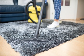 How to Clean Broken Glass Off Carpet