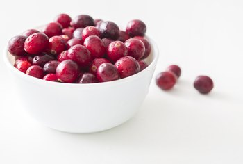 Does Light Cranberry Juice Have Antioxidants?