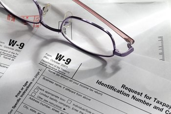How to Fill Out a W-9 if You're a Private Contractor