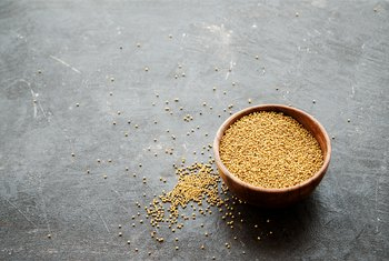 How Long Does It Take to Harvest Mustard Seed?