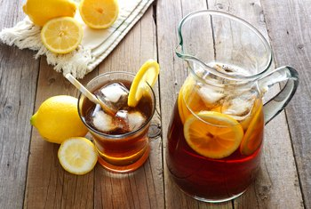 Nutrition of Southern Sweet Tea