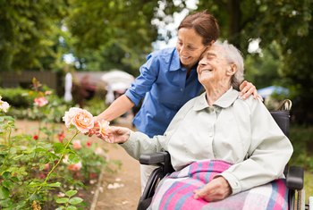 The Role of a Nurse in a Nursing Home