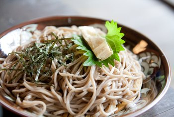 Healthy Benefits of Buckwheat Noodles