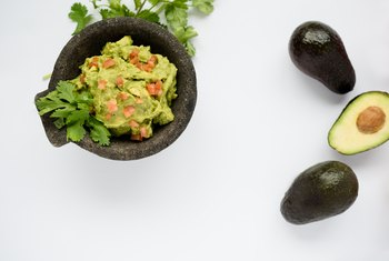 Health Benefits of Guacamole