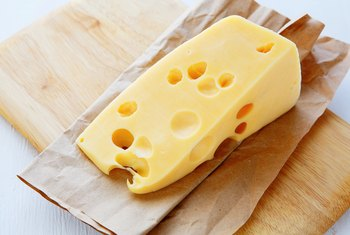 Nutritional Value of Gruyere