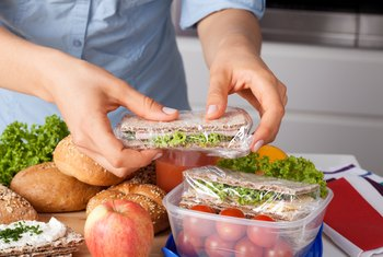 Ideas for Nonperishable Healthy Packed Lunch
