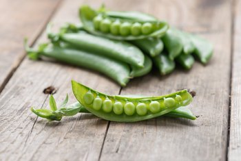 How Much Protein Is in a Serving of Snap Peas?