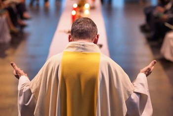 How Does a Catholic Priest Become a Monsignor?