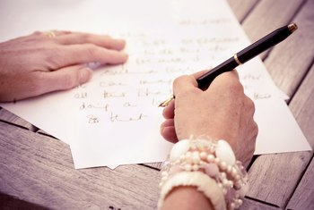 The Best Fonts for Business Letters
