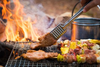 Is Rust on a BBQ Grill Safe?