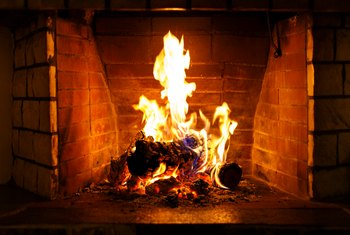 How to Get Fireplace Ash Smell Out of the Room