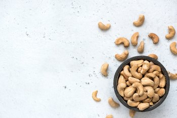 Lysine & Arginine in Cashews