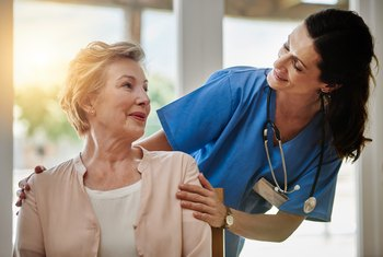 Examples of Work-Related Goals for Caregivers and Nursing Assistants