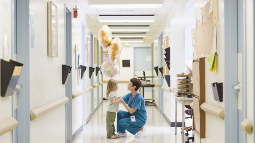 <p>Hospitals are the largest direct employers of nutritionists.</p>