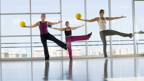 <p>Leg lifts help you lengthen and tone the buttocks and thighs.</p>