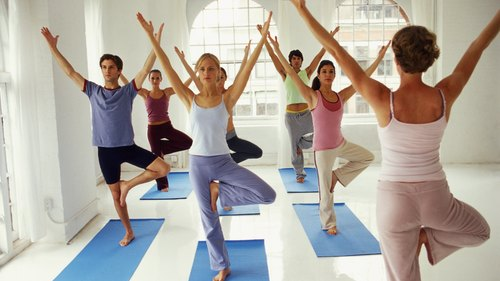 <p>Yoga helps tackle the mind and body issues that often prevent you from losing weight.</p>