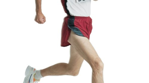 <p>Marathon runners have lean bodies due to aerobic exercise.</p>