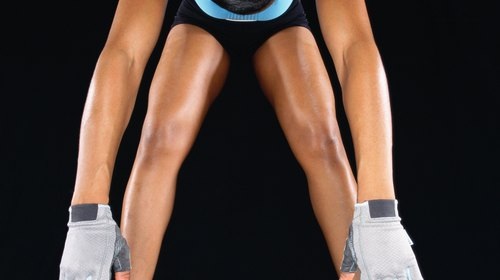 <p>Reduce the intensity of your leg workouts to support atrophy.</p>