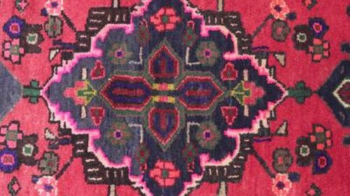 <p>Match a rug with a painting.</p>