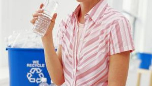 <p>Recycle your water bottles rather than reuse them.</p>