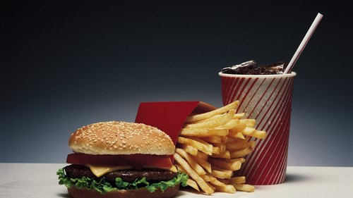 <p>Fast food and sweetened beverages are higher in calories than most people think.</p>