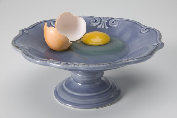 One large raw egg contains 6.3 grams of protein.