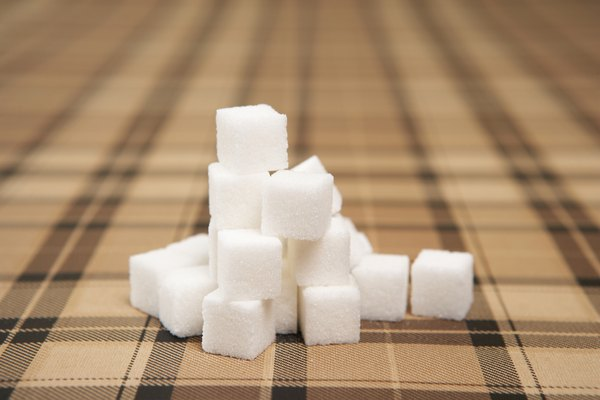 Take refined sugar off the table if you have diabetes.