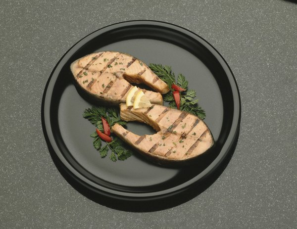 Salmon contains significantly more vitamin D than chicken.