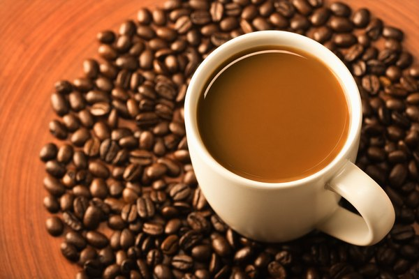Excess caffeine is dehydrating, which has the potential to lower potassium levels.