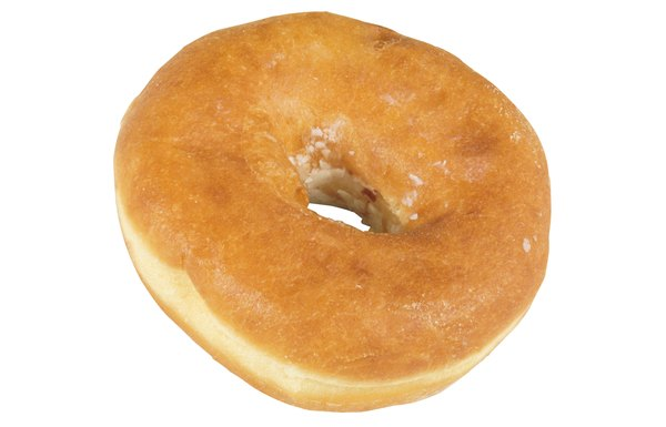Plain donuts can have fewer carbohydrates than other flavors.