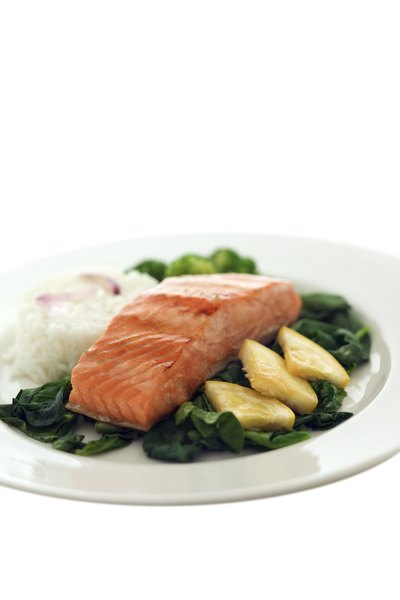 Salmon is a no-carb addition to your diet.